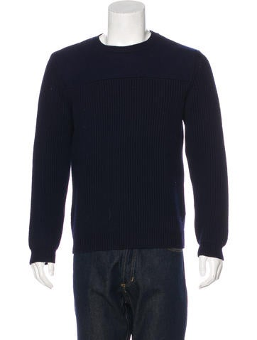 Valentino Virgin Wool & Wool Sweater None