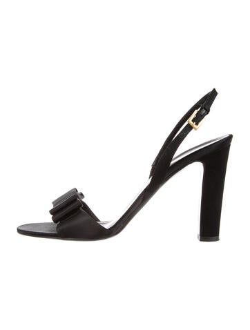 Hermès Satin Ankle Strap Sandals limited edition sale online clearance low shipping cheap newest hKmj2