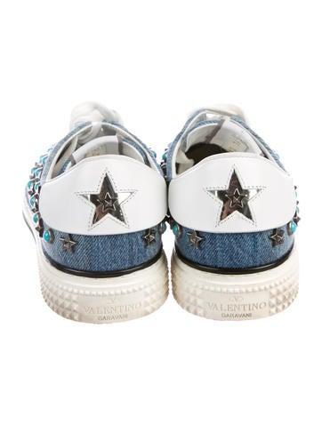 2017 Starstudded Cap-Toe Sneakers