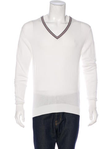 Valentino V-Neck Sweater None