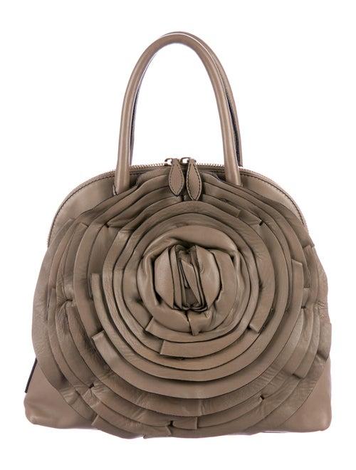 4ba83c9d89e Valentino Petale Dome Tote - Handbags - VAL85723 | The RealReal