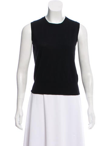 Valentino Wool-Blend Top None
