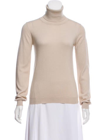 Valentino Wool Turtleneck Top None