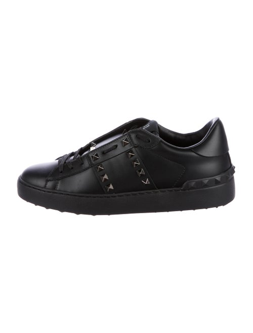 d5d732009677c Valentino 2017 Rockstud Untitled Noir Sneakers - Shoes - VAL87317 ...