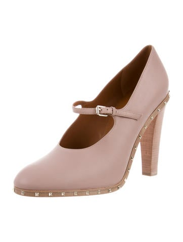 Valentino Rockstud Mary Jane Pumps w/ Tags fashion Style excellent for sale pay with paypal for sale Ee2dP0