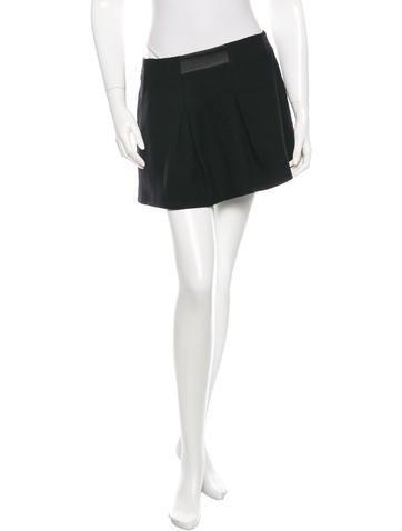 Vanessa Bruno Mini Skirt None