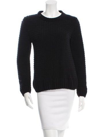 Vanessa Bruno Long Sleeve Sweater None