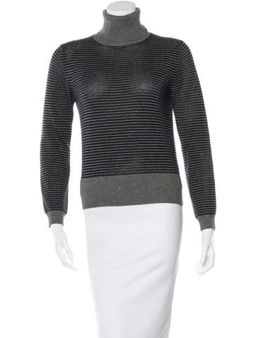 Vanessa Bruno Cashmere & Wool-Blend Sweater None