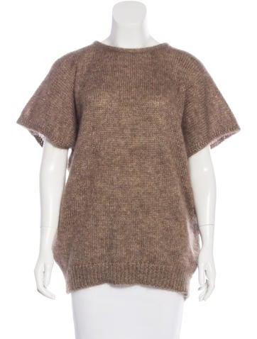 Vanessa Bruno Mohair & Wool Top None