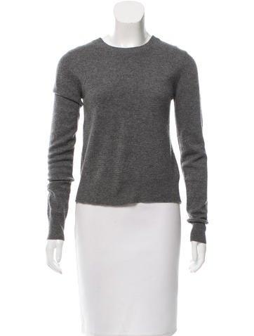 Vanessa Bruno Wool Asymmetrical Sweater None
