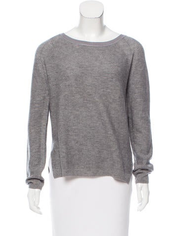 Vanessa Bruno Wool Lightweight Sweater None
