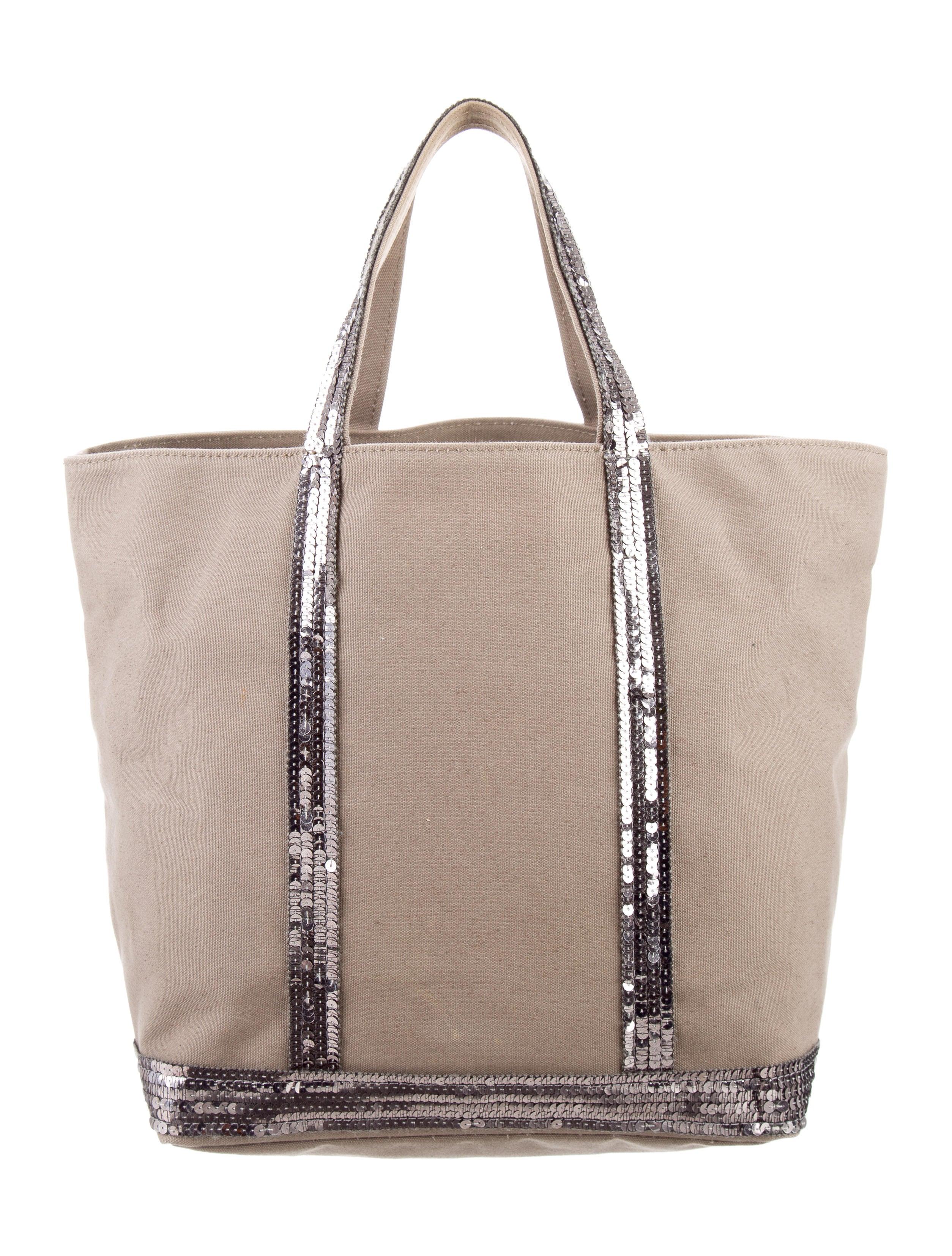 vanessa bruno le cabas tote handbags van23621 the realreal. Black Bedroom Furniture Sets. Home Design Ideas