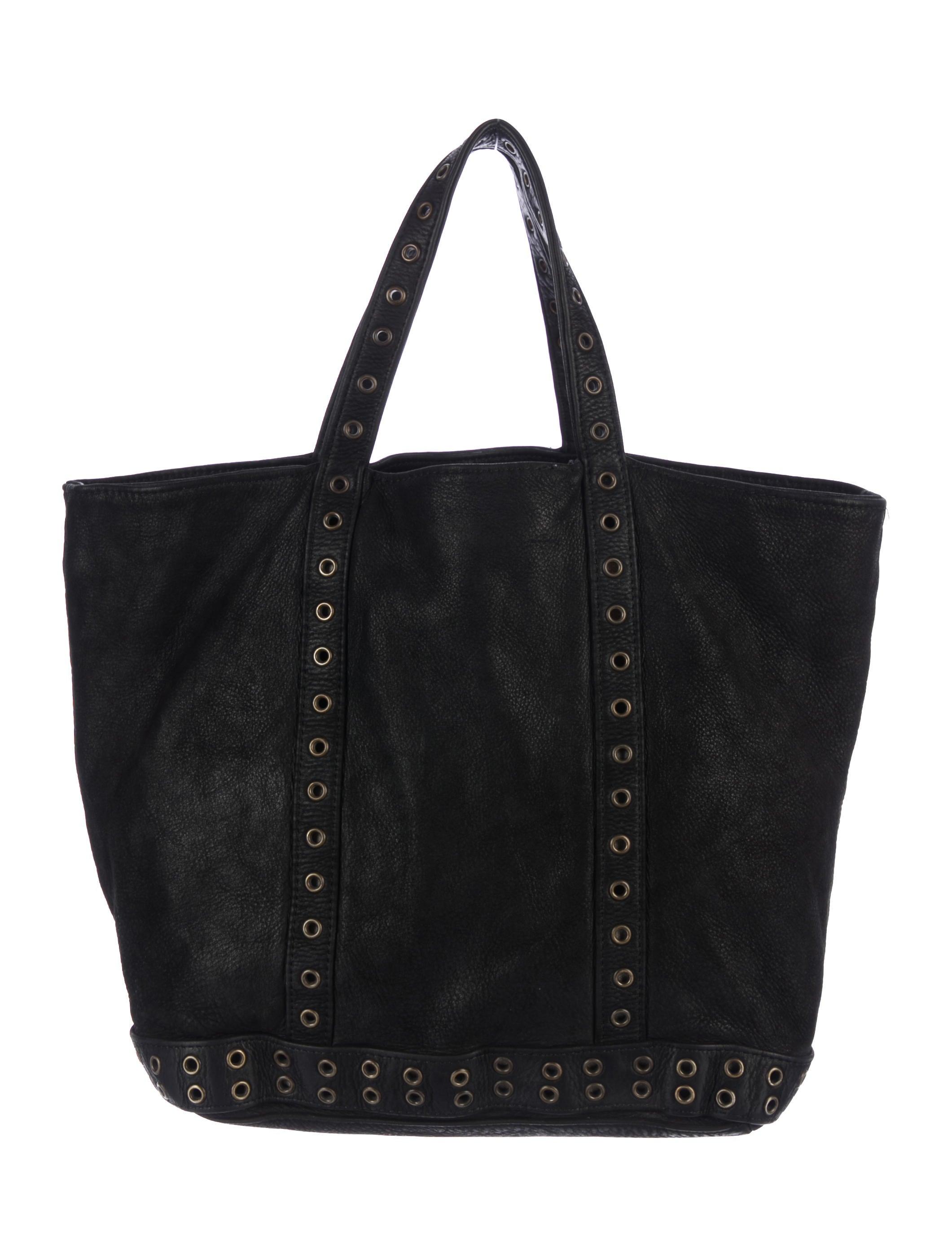 vanessa bruno le cabas tote handbags van23623 the realreal. Black Bedroom Furniture Sets. Home Design Ideas
