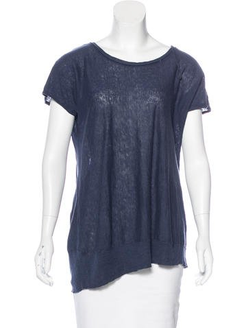 Vanessa Bruno Short Sleeve T-Shirt None