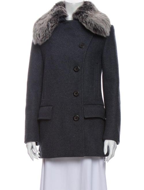 Vanessa Bruno Wool Coat Wool