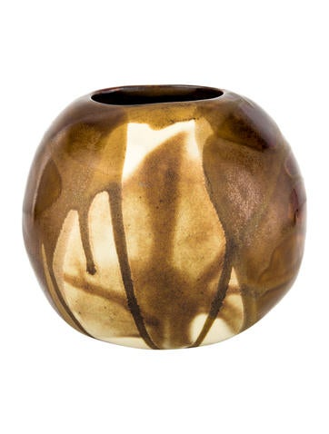Alex marshall ceramic sphere vase decor and accessories for Alex paint porcelain jewelry