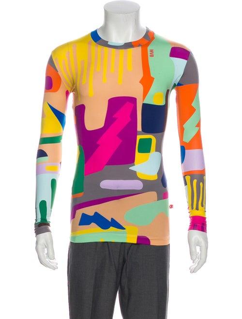 Walter Van Beirendonck 2019 Graphic Print T-Shirt