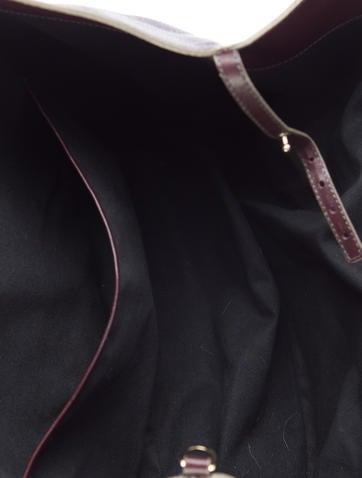 Leather Handle Bag