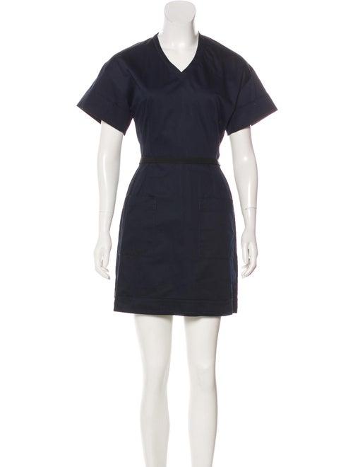 Victoria Beckham Mini Belted Dress