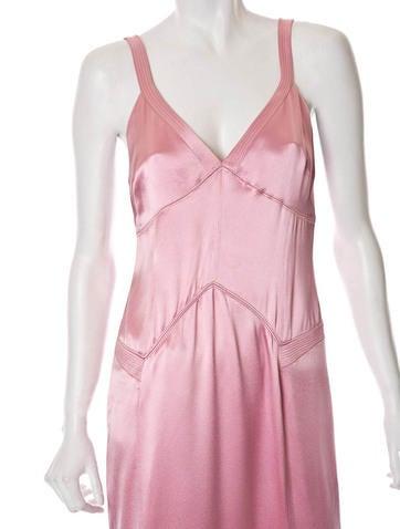 Silk Slip Gown