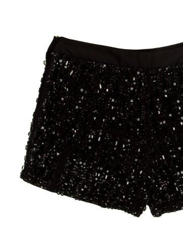 Silk Shorts w/ Tags
