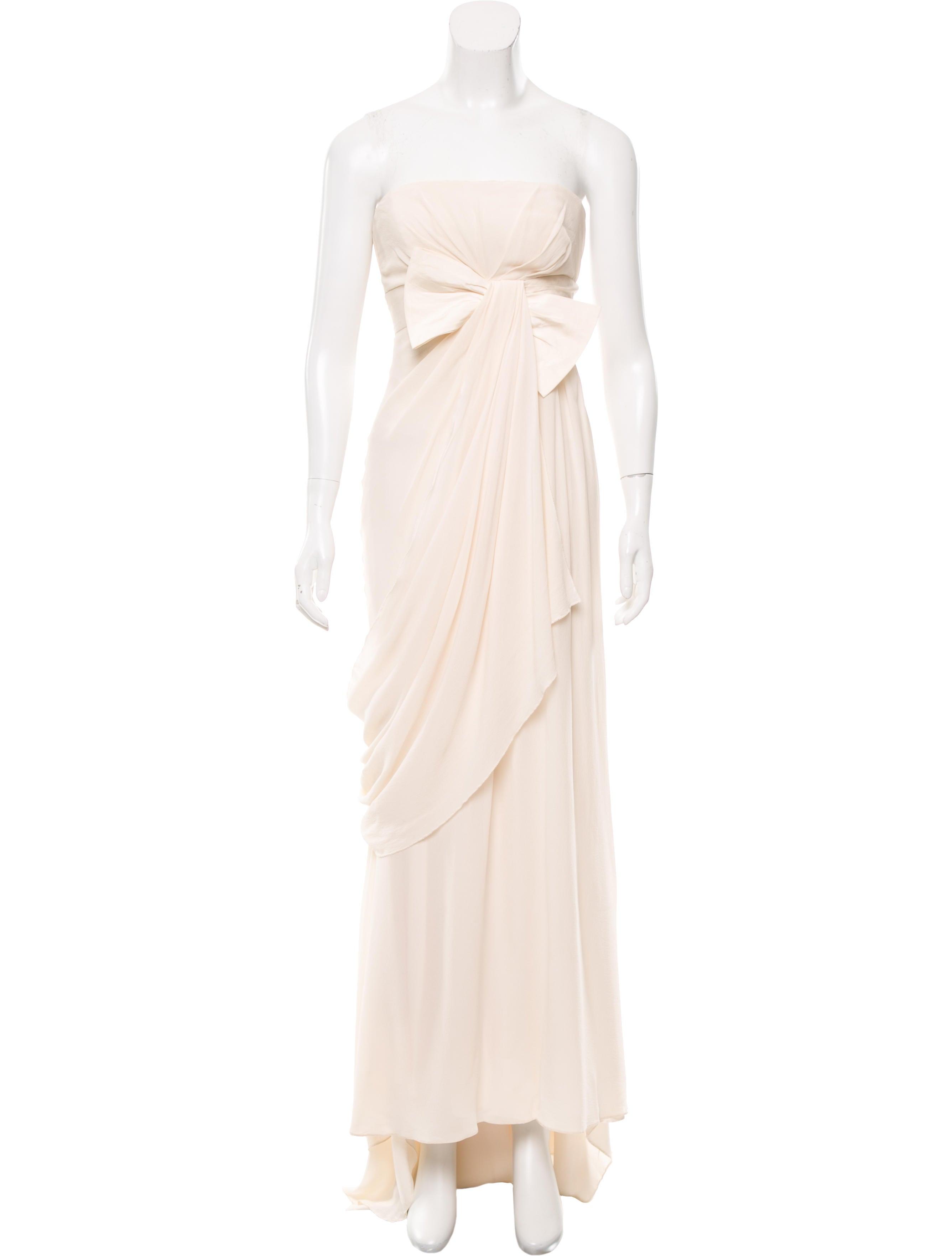 Vera wang draped wedding dress clothing ver25052 the for Vera wang wedding dresses outlet