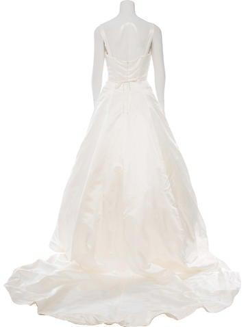Silk Wedding Gown