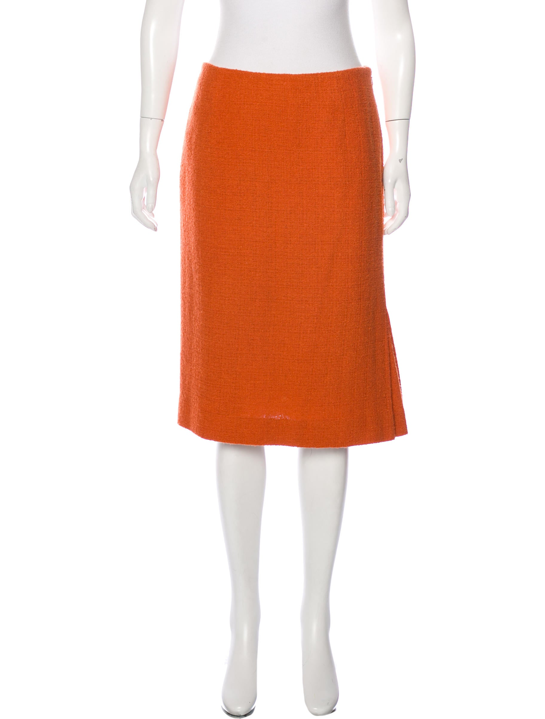 vera wang wool knee length skirt skirts ver25871 the