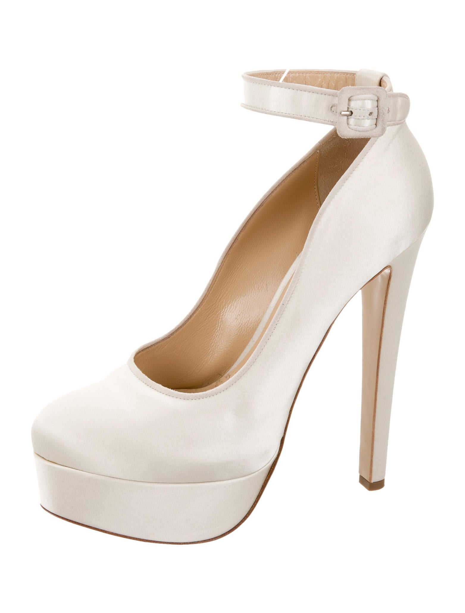 vera wang satin platform pumps shoes ver26166 the