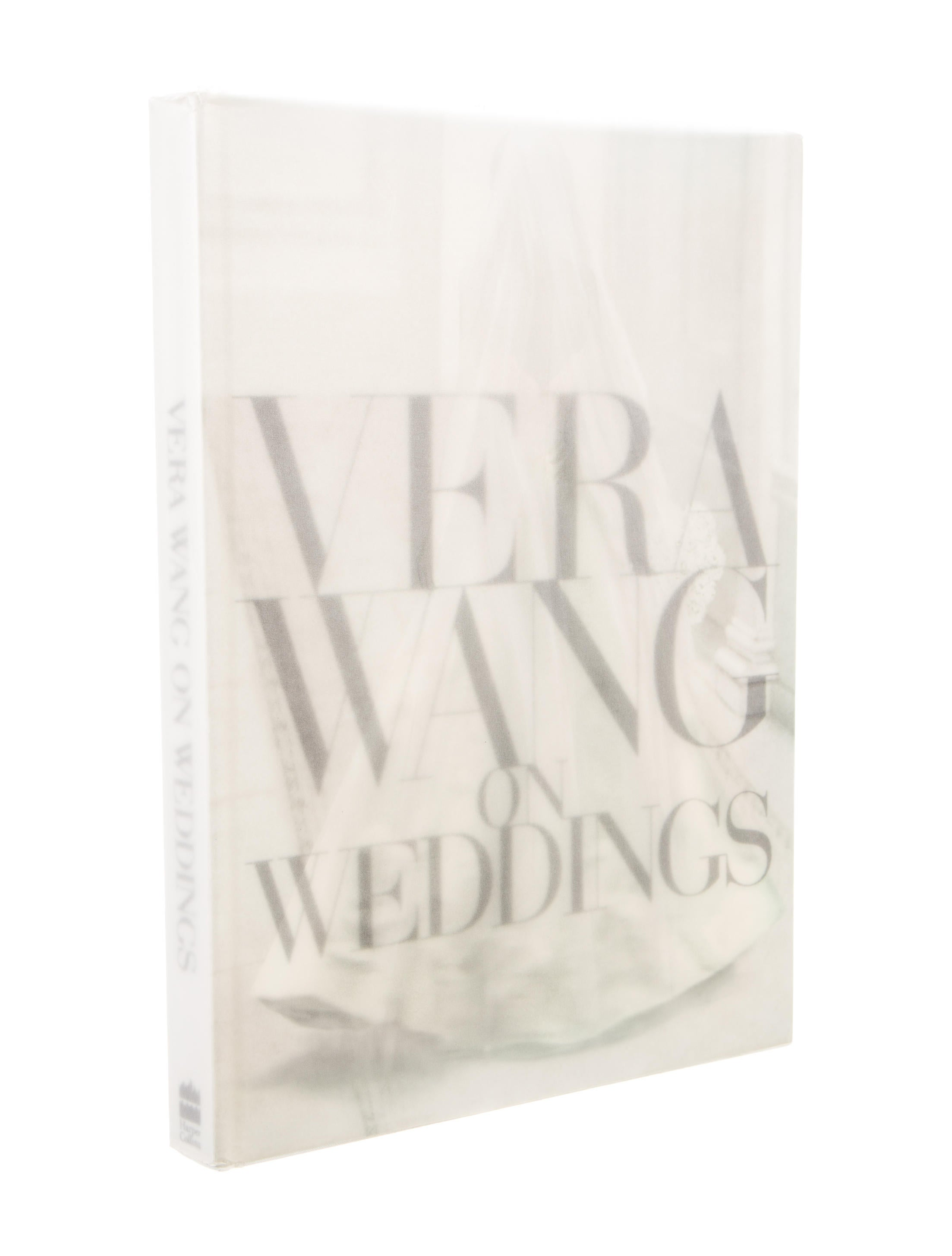 Vera Wang On Weddings Signed Copy - Decor And Accessories ...
