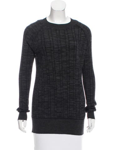 Vera Wang Long Sleeve Wool Sweater w/ Tags None