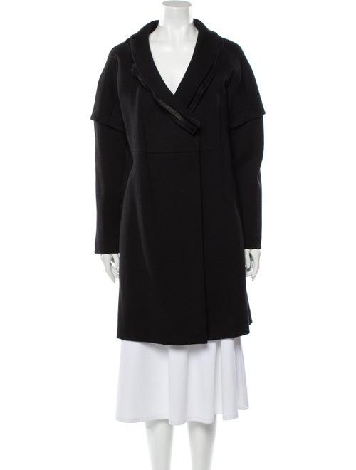 Vera Wang Wool Coat Wool