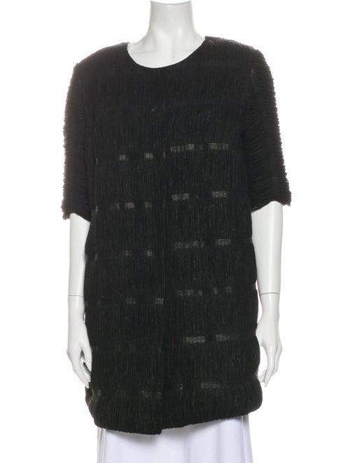 Vera Wang Coat Black