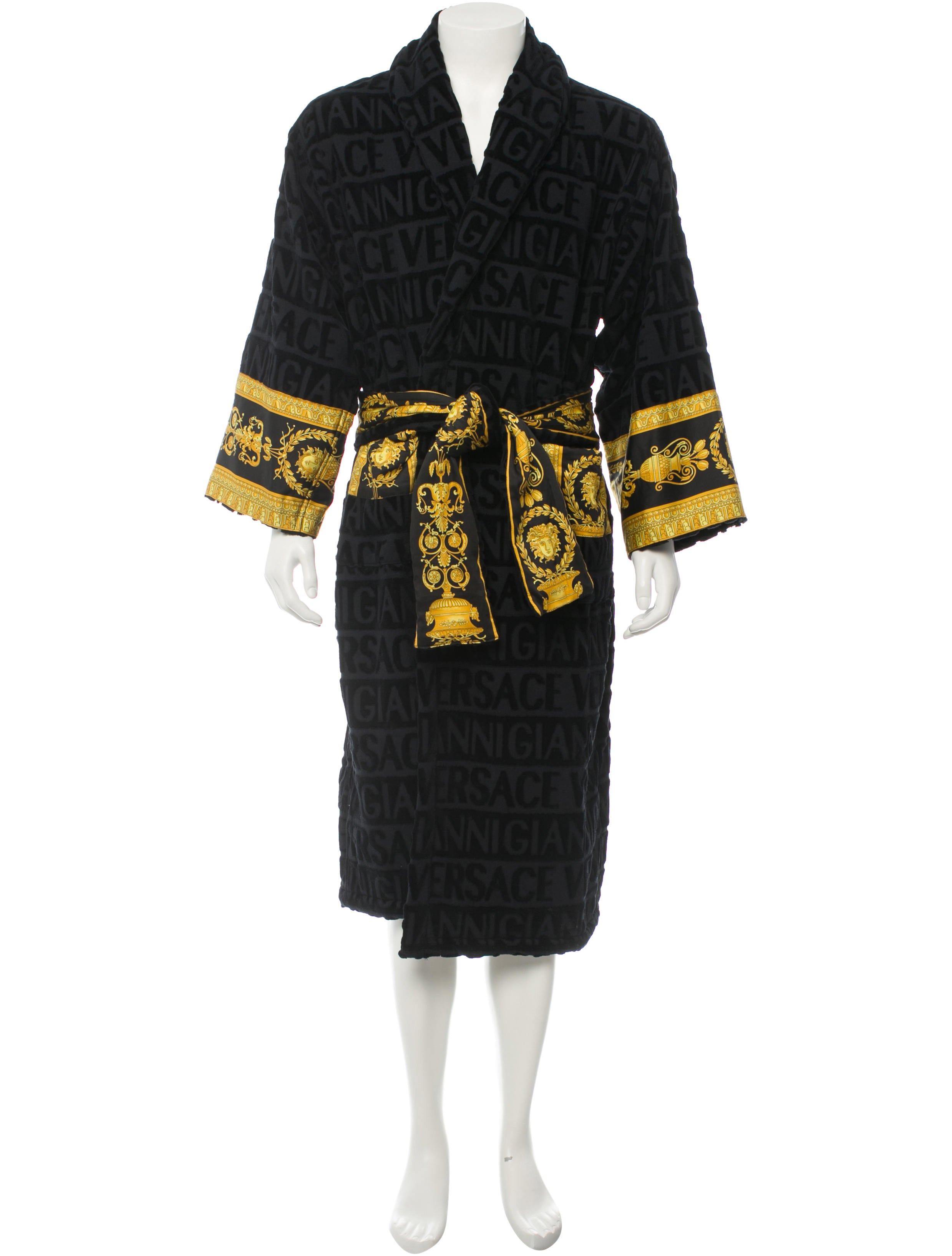 Versace Robe Clothing Ves22635 The Realreal