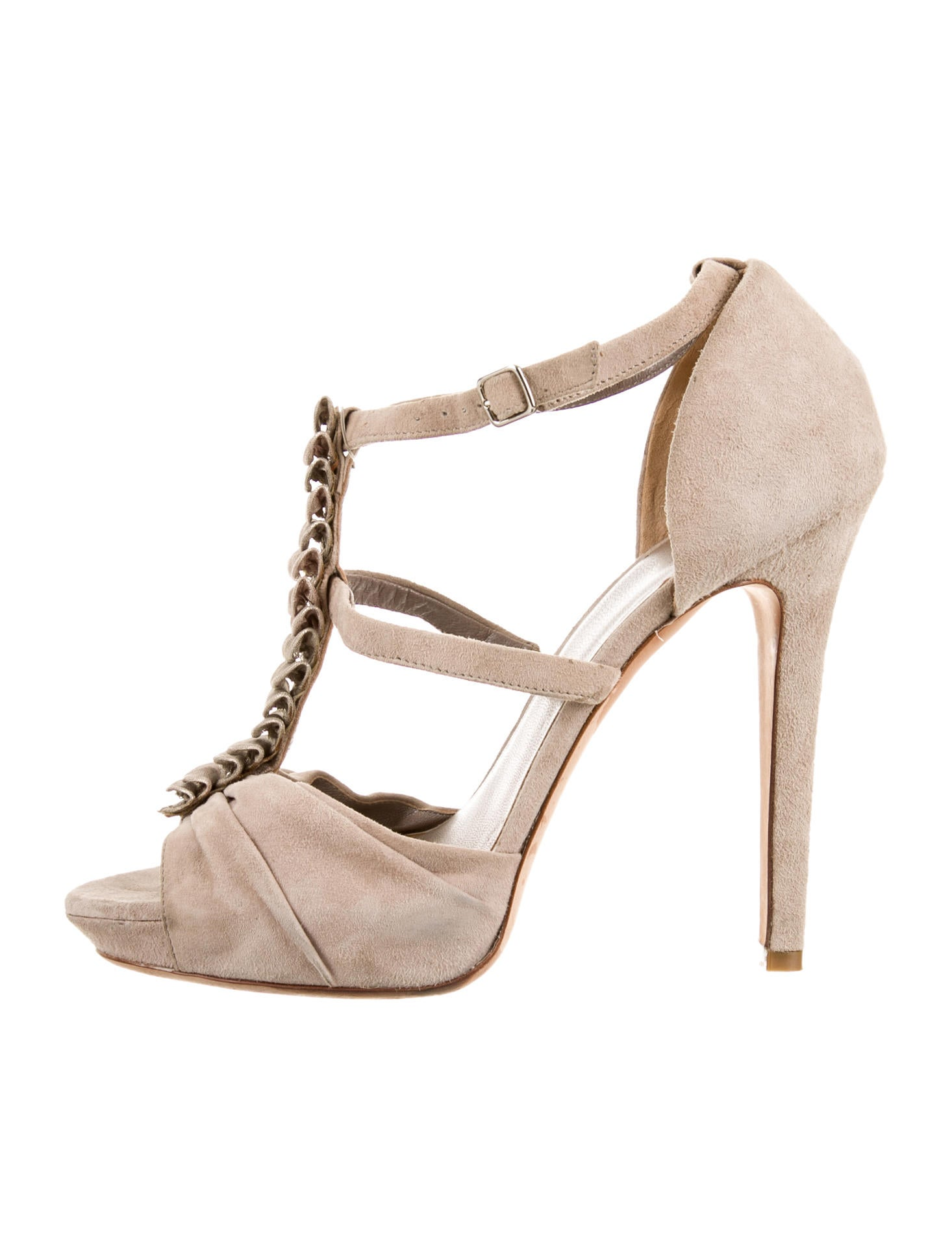 Versace Sandals - Shoes - VES23189 | The RealReal