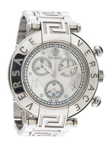 Versace Chronograph Watch