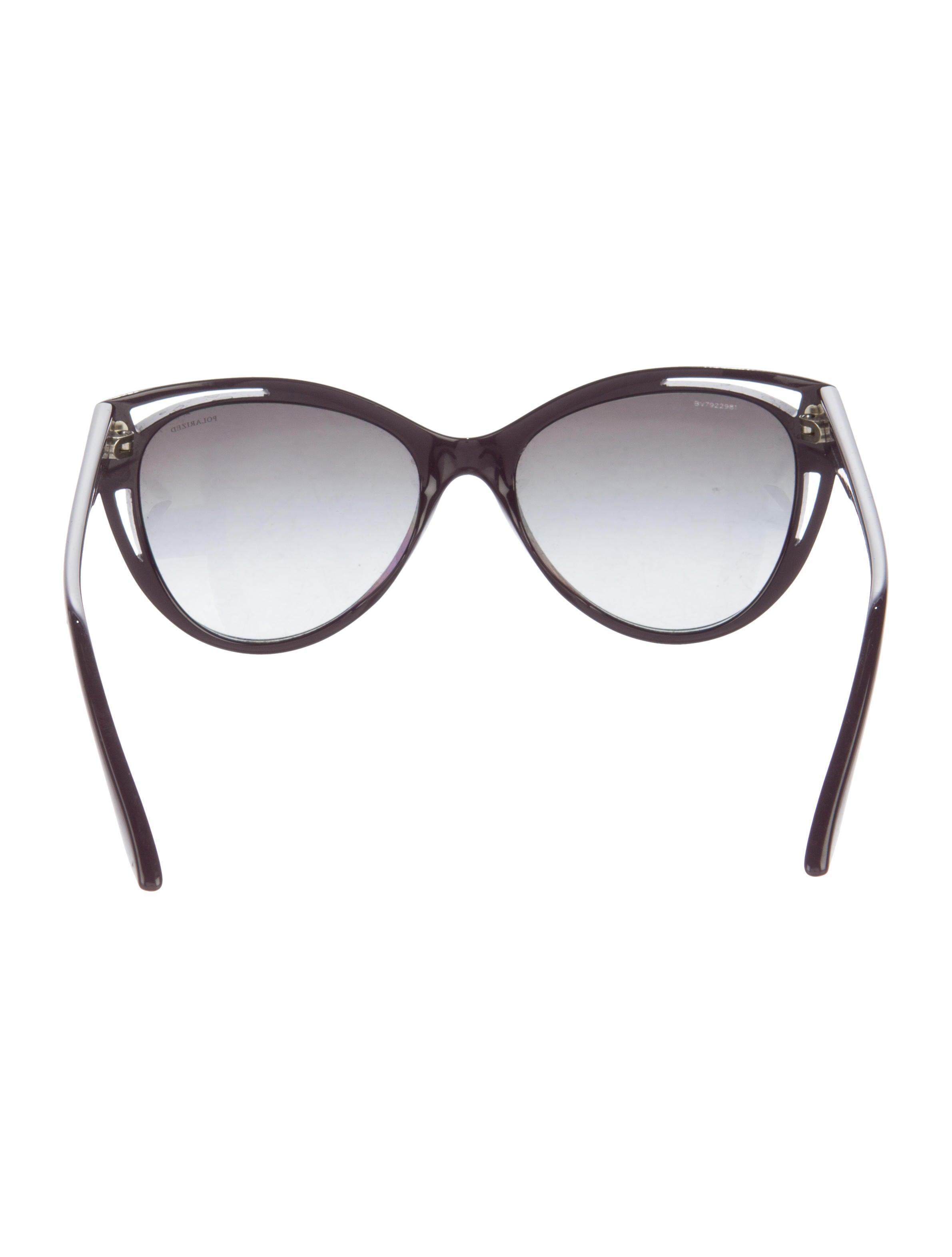 faf6fd4250e7 Versace Cat Eye Shield Sunglasses