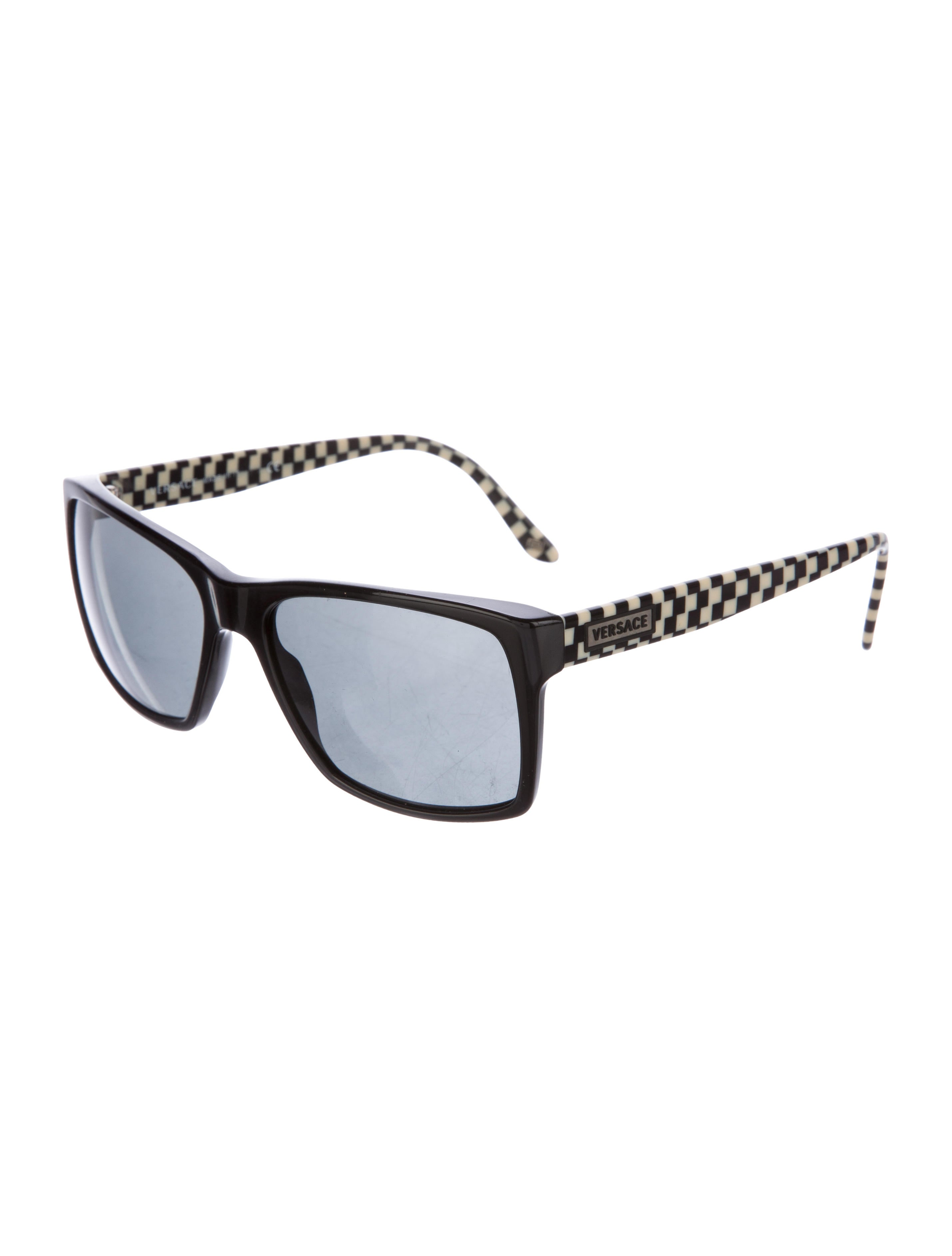 145a1d5f701e Mens White Versace Sunglasses