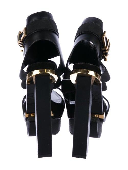 bba31340186 Versace 2017 Idol Medusa Sandals - Shoes - VES32294