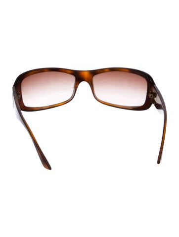 a04ccd585dad Versace Medusa Tortoiseshell Sunglasses - Accessories - VES36045 ...