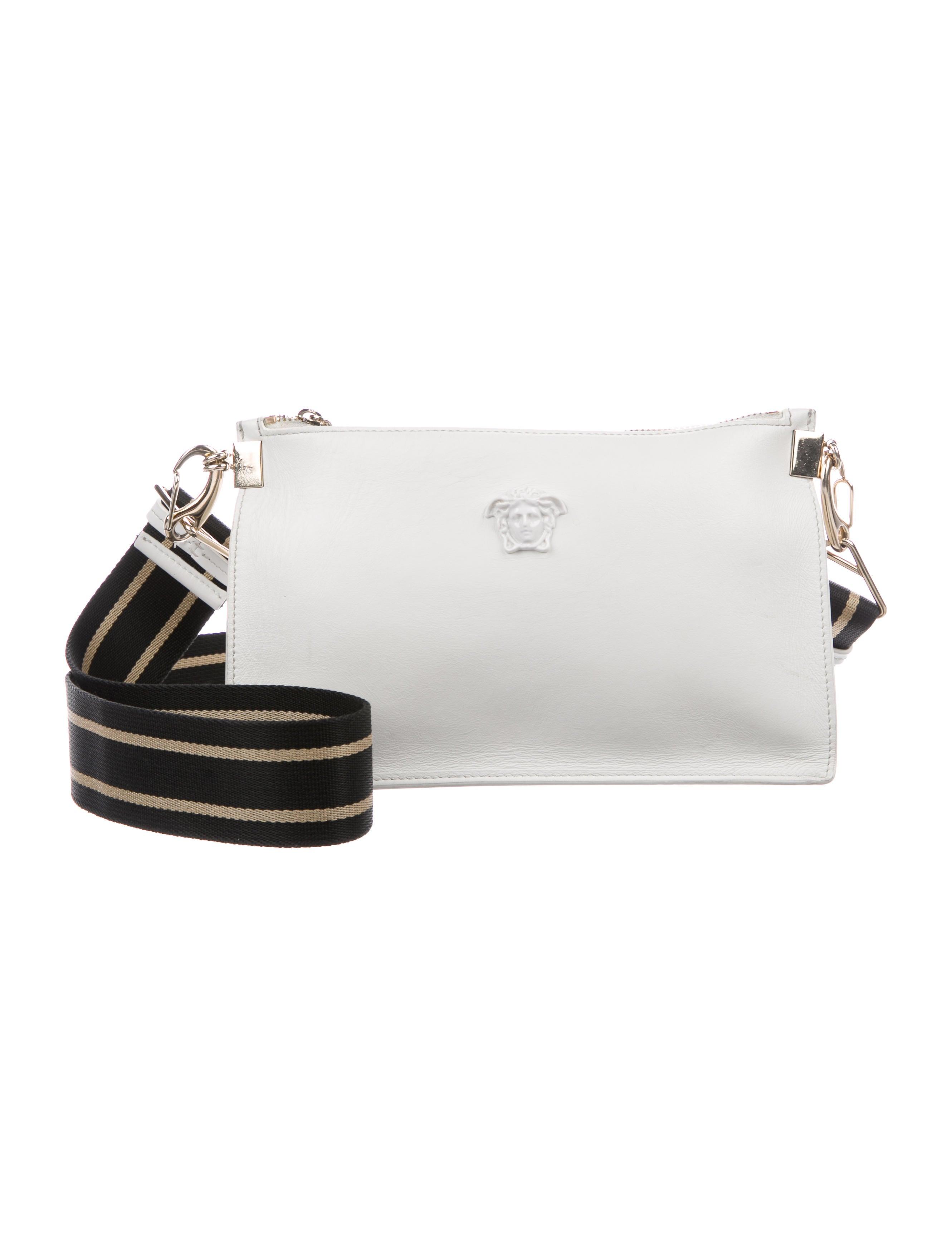 74cf53cebc Versace 2018 Medusa Palazzo Crossbody Bag - Handbags - VES37381 ...