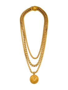 7997eac885397 Versace Necklaces | The RealReal