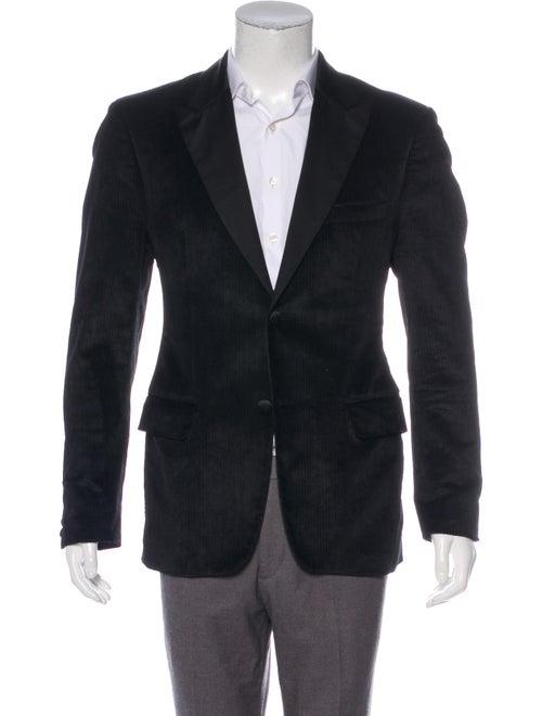 Versace Peak-Lapel Two-Button Blazer - Clothing - VES40992   The ... 6d4c47d6b49