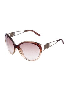 12a5ebe6d56e Versace. Medusa Gradient Sunglasses