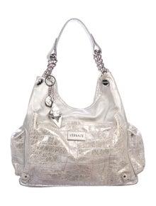 1b1a32772a9 Versace Handbags | The RealReal