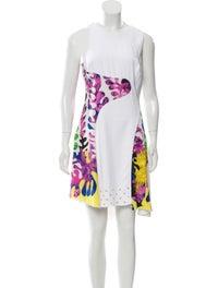 Sleeveless Knee-Length Dress image 1