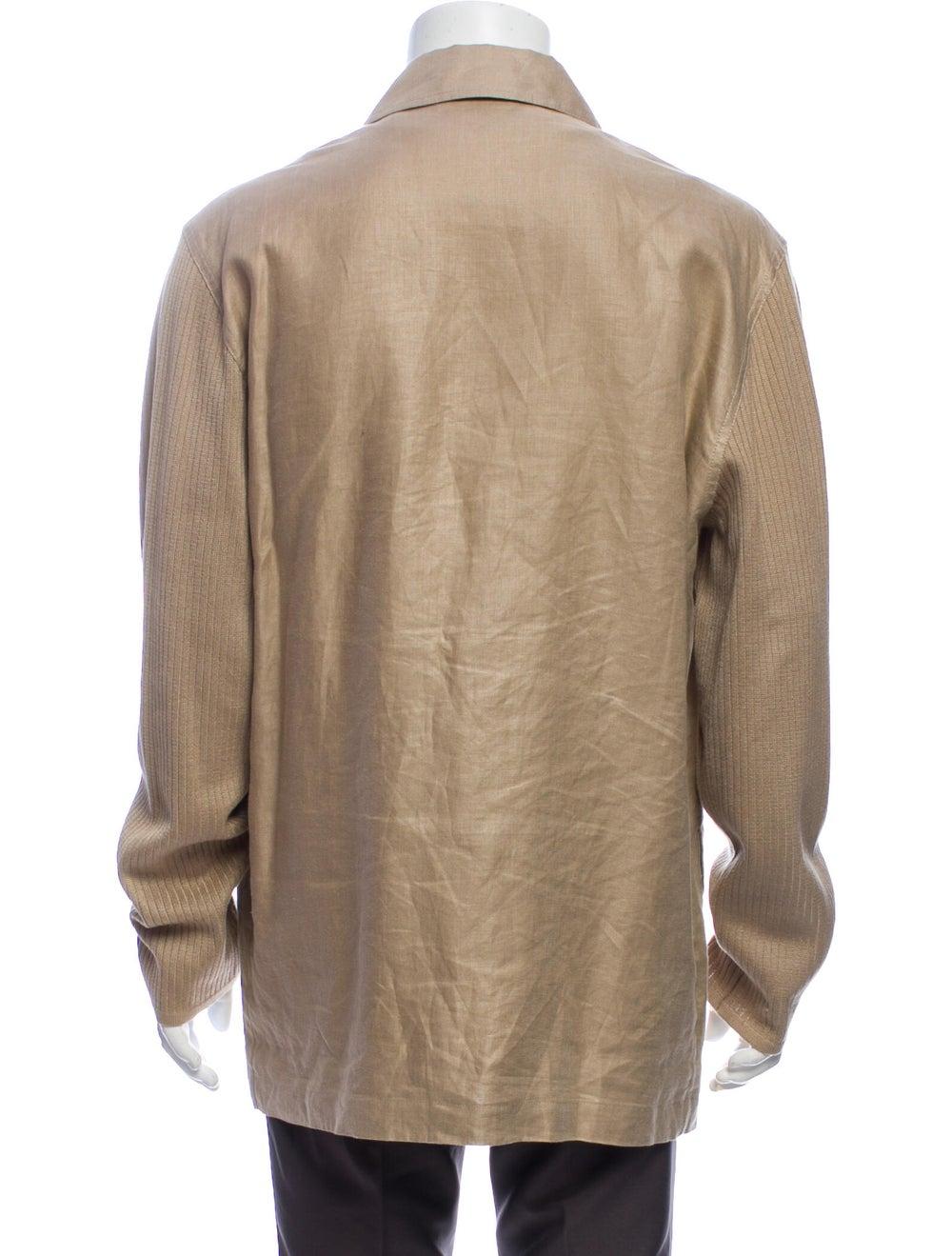 Versace Linen Jacket - image 3