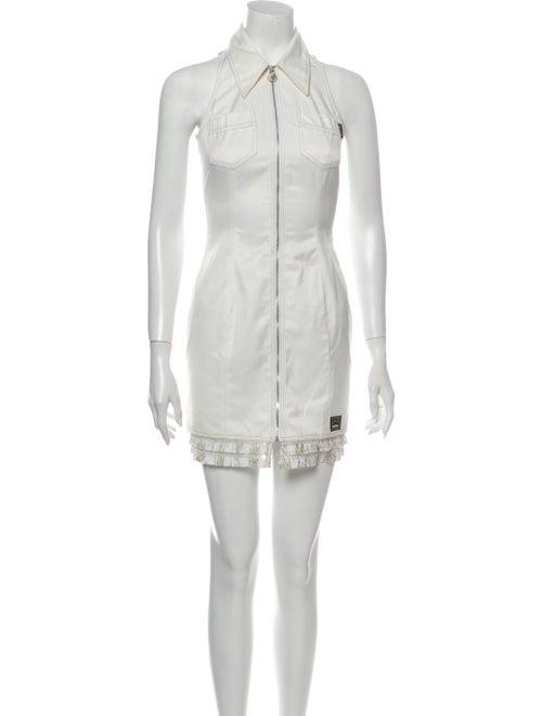 Versace Mini Dress - image 1