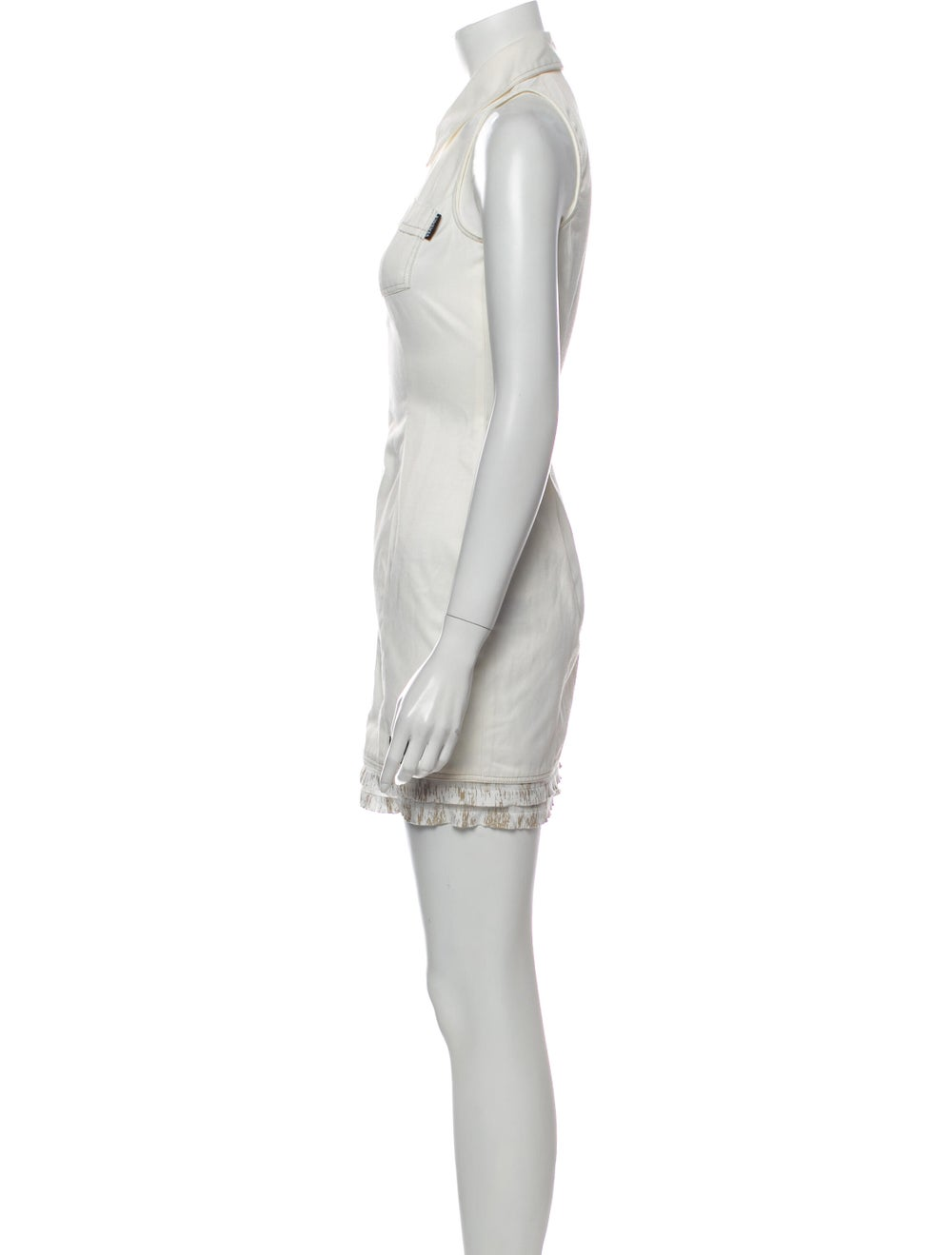 Versace Mini Dress - image 2
