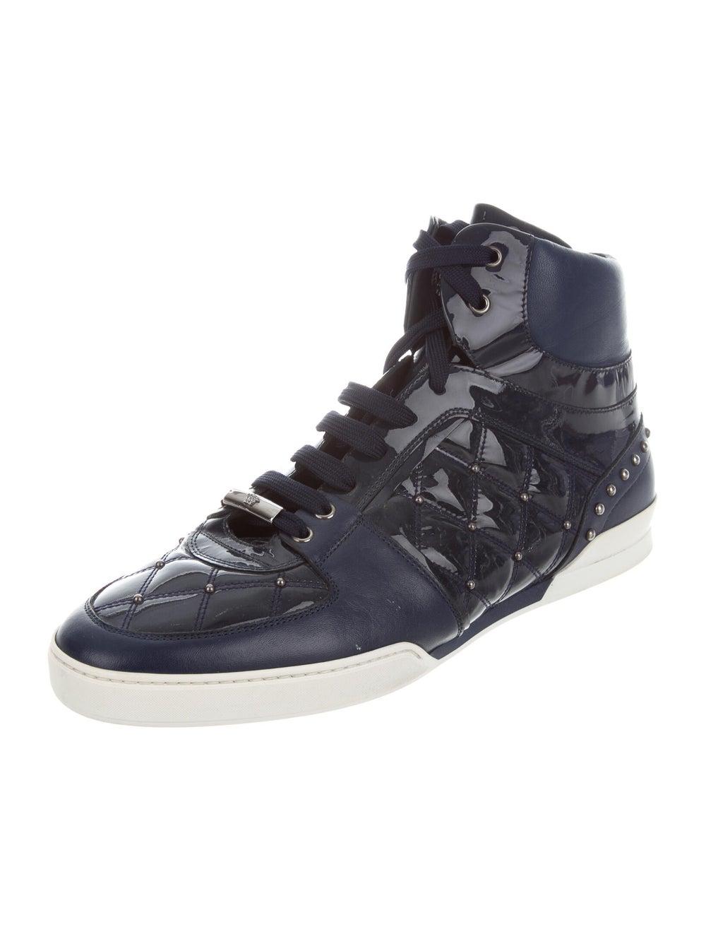 Versace Sneakers Blue - image 2